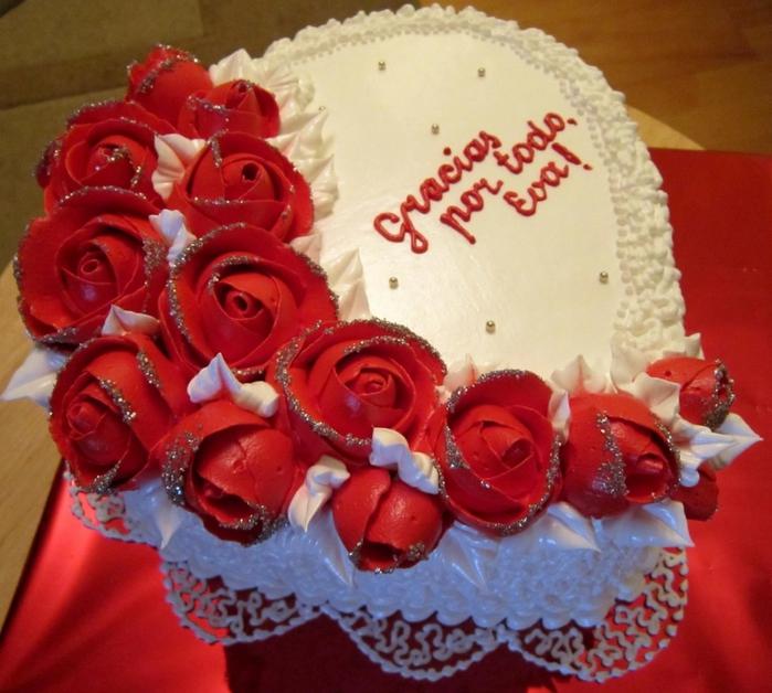 торт на д-р или свадьбу (700x628, 302Kb)