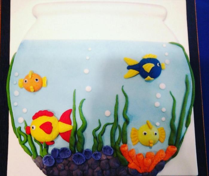 торт аквариум (700x590, 235Kb)