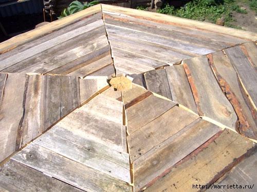 Как покрыть четырехскатную крышу своими руками фото 191