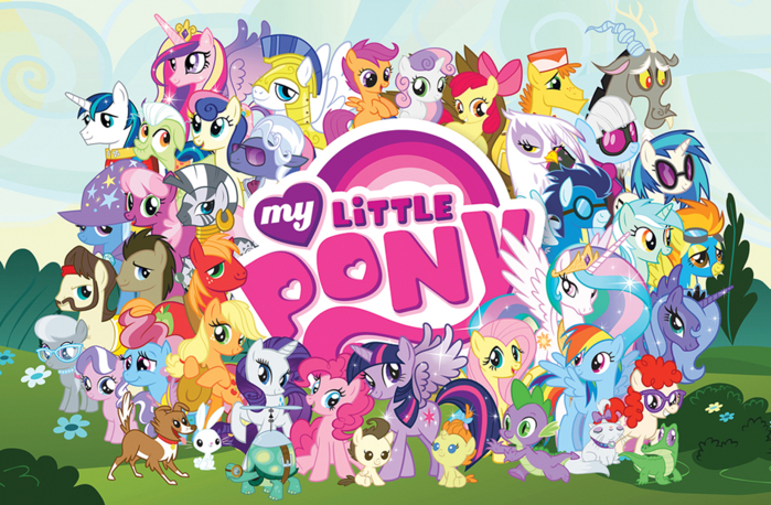 Aquarius_My_Little_Pony_Cast_poster (700x458, 607Kb)