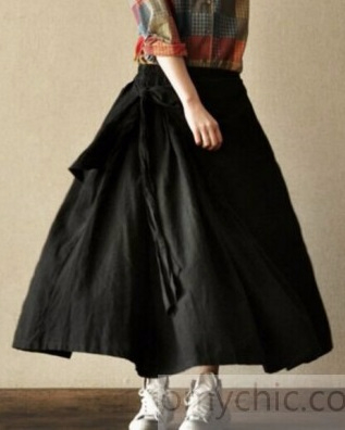 2016_Vintage_black_cotton_linen_maxi_skirt_women_cotton_skirts_unique_design1_5 (317x396, 76Kb)