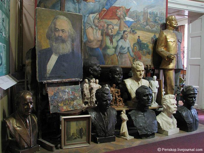 музей коммунизма в праге 4 (700x525, 457Kb)