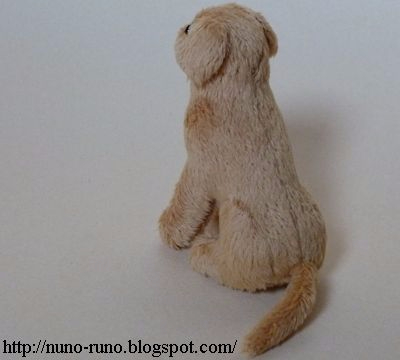 Голден Ретривер. Шьем собачку из меха (13) (400x360, 69Kb)
