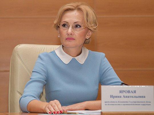 закон яровой что это Профессии, которые ненавидят: петербургский депутат   о.