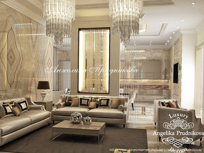 Дизайн квартиры в стиле неоклассика в ЖК Садовые кварталы /5994043_01_interergostinoyvstileneoklassika (700x525, 292Kb)