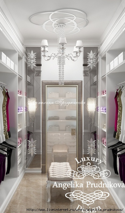 Дизайн квартиры в стиле модерн в ЖК Корона /5994043_5_2_garderobnaya (411x700, 196Kb)