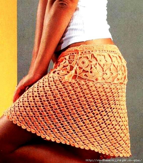 Буфы схемы юбка