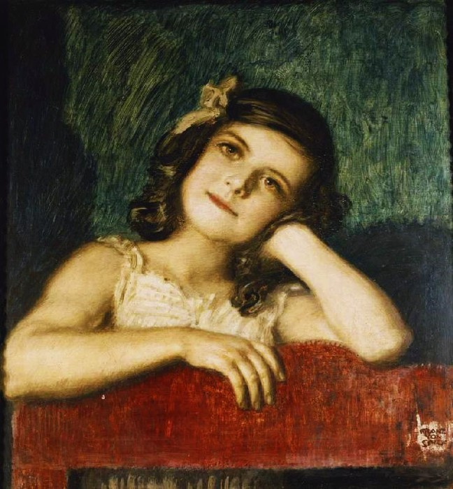 Mary, die Tochter des K?nstlers (648x700, 120Kb)