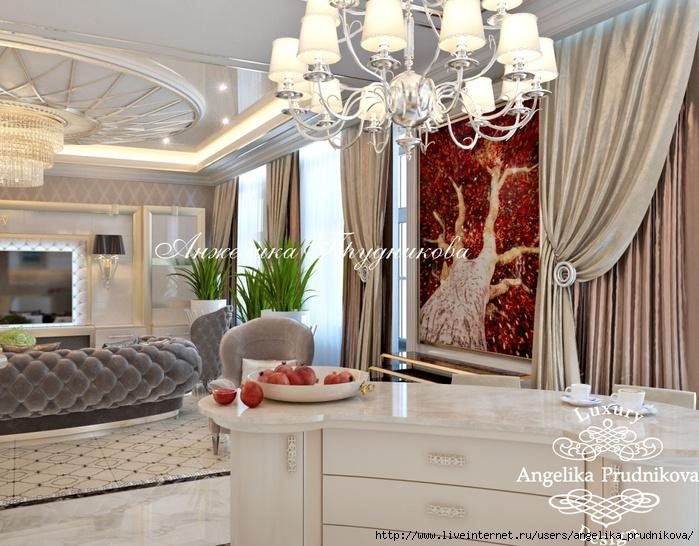 Интерьер квартиры в стиле модерн в ЖК Итальянский квартал /5994043_9_barnayastoykavkukhne (700x546, 276Kb)