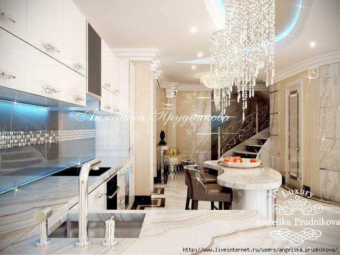 Дизайн квартиры в стиле Ар-Деко в ЖК Дубровка /5994043_10_kukhnyaibarnayastoyka (700x525, 230Kb)