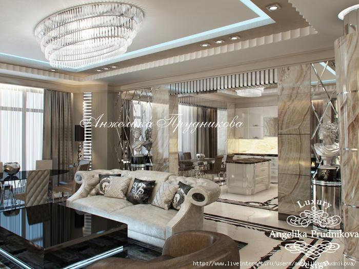 Дизайн квартиры в стиле Ар-деко в ЖК Садовые кварталы/5994043_01_gostinaya (700x525, 268Kb)