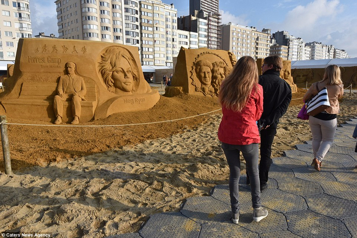 песочные скульптуры  1 (700x467, 451Kb)