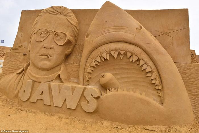 песочные скульптуры  5 (700x467, 309Kb)