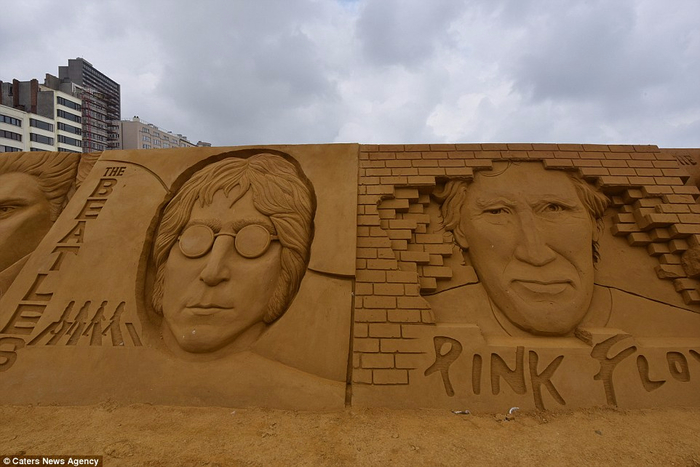 песочные скульптуры  7 (700x467, 291Kb)