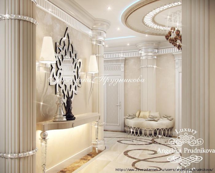Дизайн интерьера квартиры в стиле Ар-деко в ЖК Махаон/5994043_05_kholl (700x566, 227Kb)