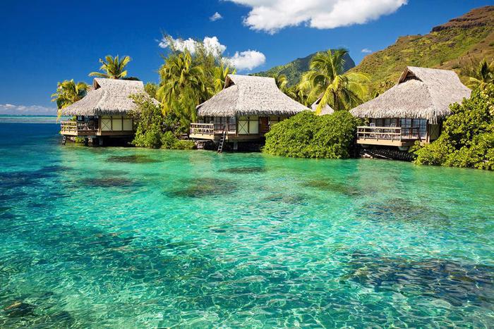 4. № 9. Бора-Бора, Французская Полинезия (700x467, 519Kb)