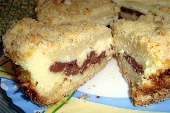 вкусный творожный пирог (560x373, 195Kb)