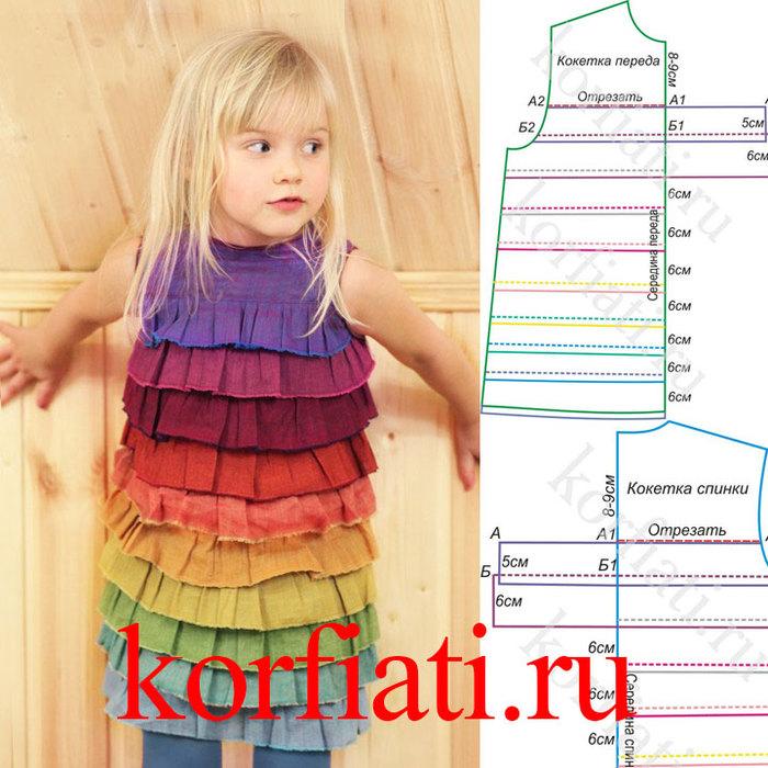 4897960_vyikroykaplatyadlyadevochki (700x700, 124Kb)