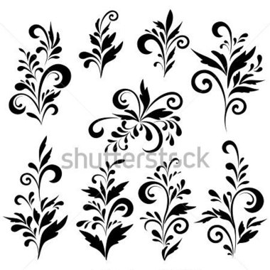 set-abstract-floral-patterns-black-contour-on-white-background-vector_141828754 (380x380, 85Kb)