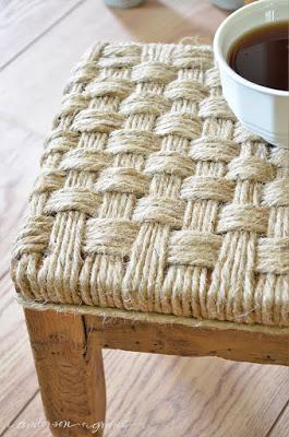 twine woven footstool (265x400, 127Kb)