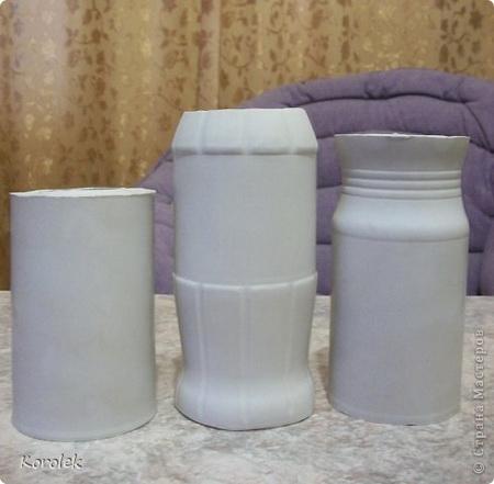 Как своими руками оформить вазу