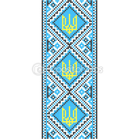 depositphotos_52921685-Embroidery.-Ukrainian-national-ornament--trident (450x450, 253Kb)