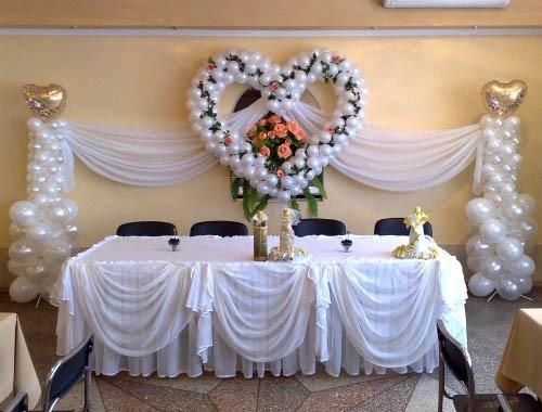 Фото как украсить свадьбу
