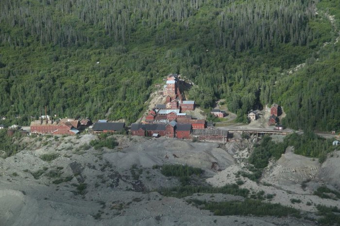 Кенникот Аляска 11 (700x466, 301Kb)