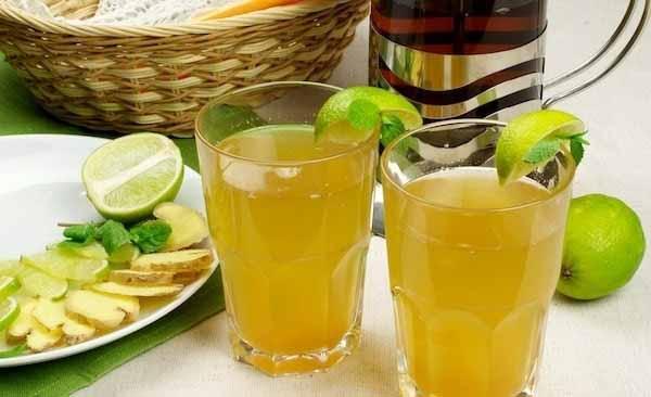 Зеленый чай с добавками для похудения