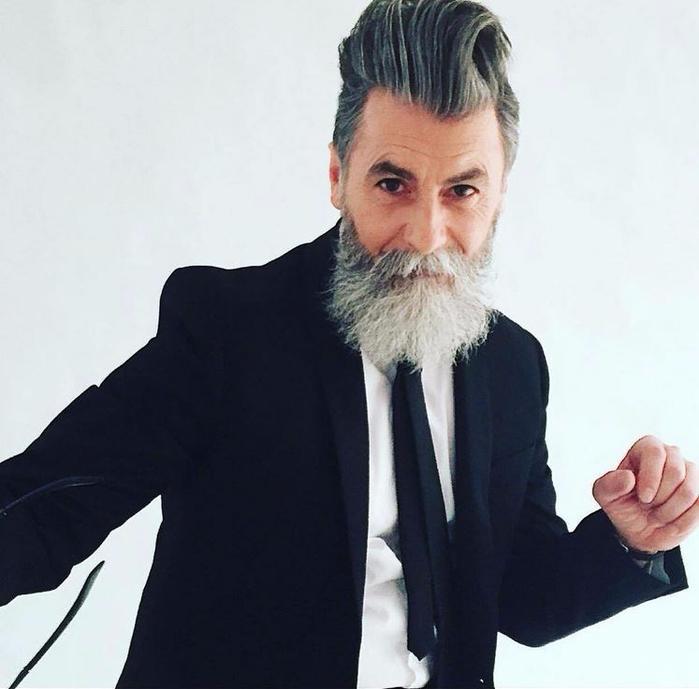 Филипп Дюма пенсионер манекенщик фото 2 (700x689, 242Kb)