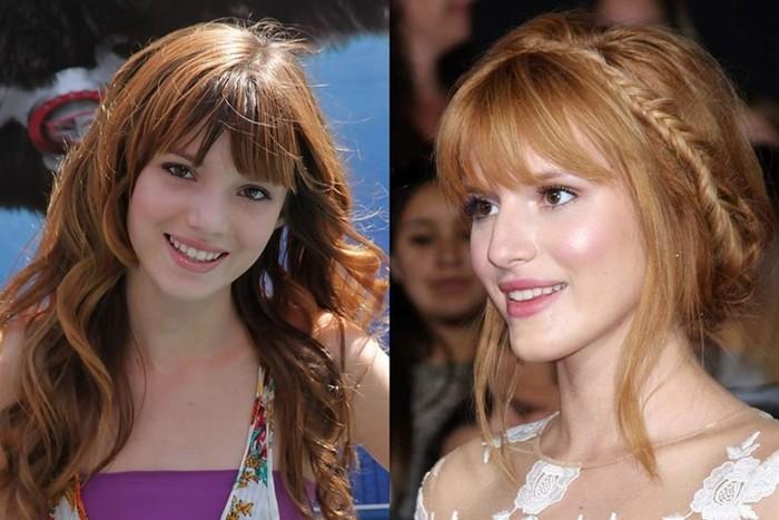 Фото стильных причесок молодых американских актрис