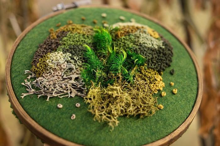 декоративный мох Эмма Мэттсон 2 (700x465, 404Kb)