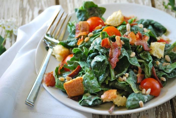 Подборка рецептов вкусных салатов (smachok.ru)