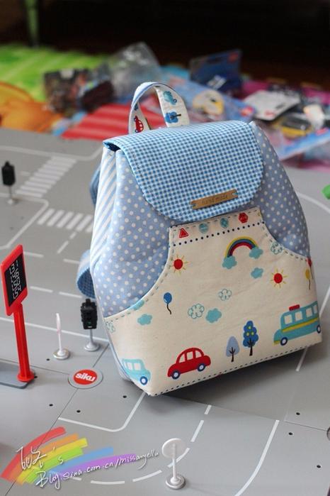 Рюкзак своими руками для самых маленьких
