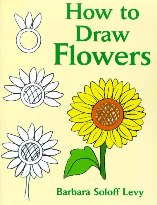 How to Draw Flowers_1 (537x700, 323Kb)