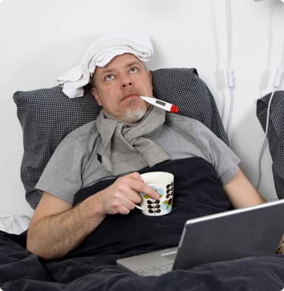 мужик заболел (585x600, 65Kb)