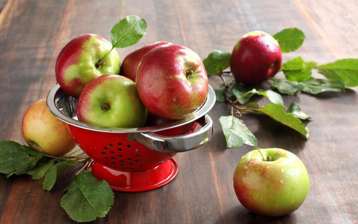 антицеллюлитный массаж яблоками