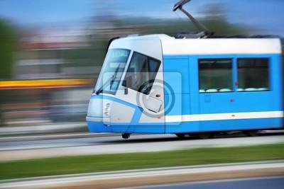 modern-blue-tram-rider-fast-on-rails-wroclaw-poland (400x267, 25Kb)