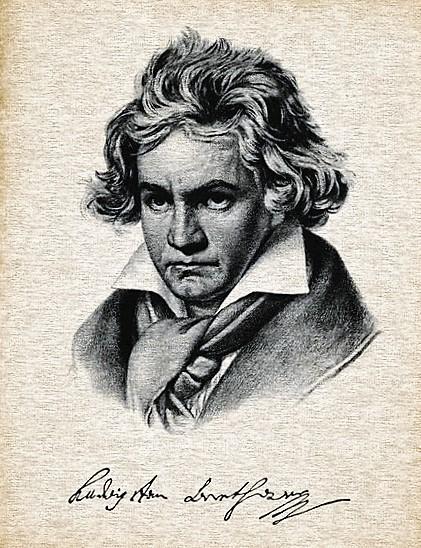 Людвиг Ван Бетховен (421x548, 136Kb)