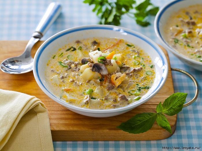 Готовим суп в мультиварке - 6 рецептов