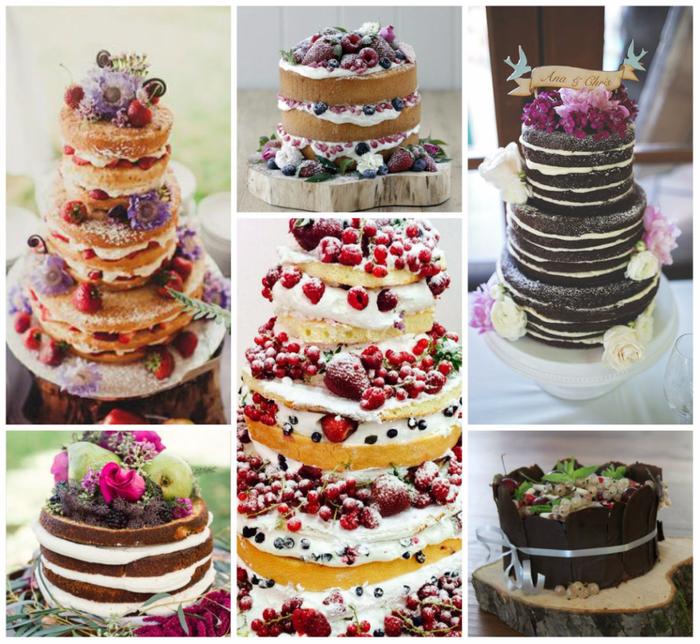 свадебные торты фото кофеин