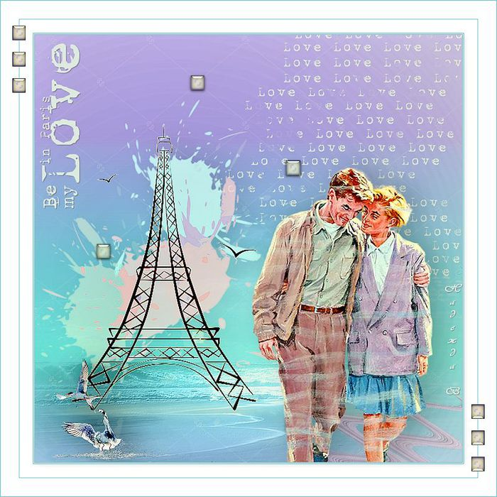 Love in Paris (700x700, 105Kb)