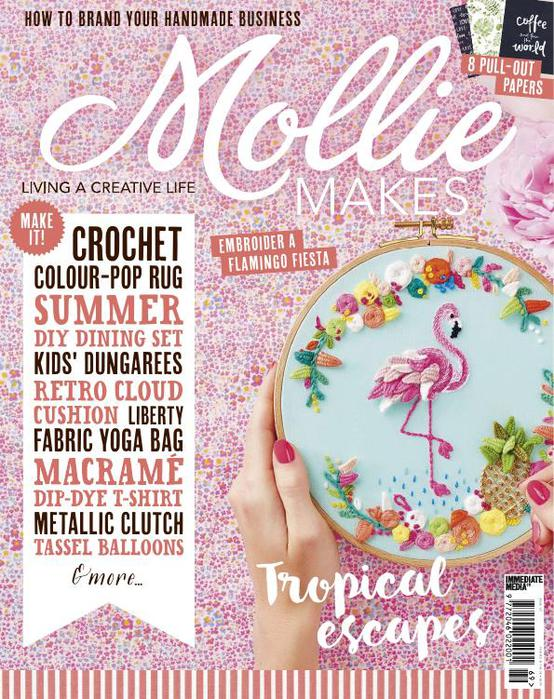 Mollie Makes - Issue 69 2016_1 (554x700, 106Kb)