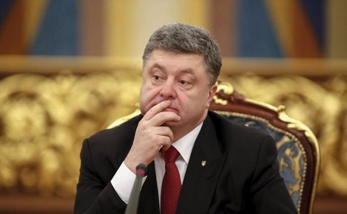 Петра Порошенко //Фото: Reuters