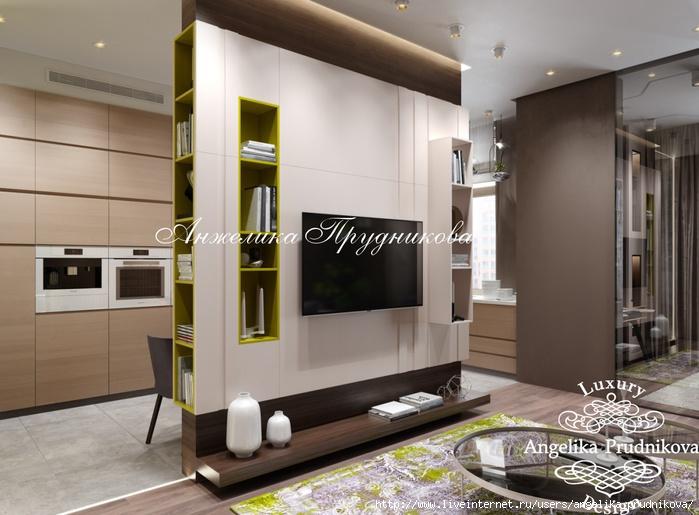 Дизайн интерьера квартиры в стиле хай-тек в ЖК Северный парк /5994043_4gostinaya (700x515, 198Kb)