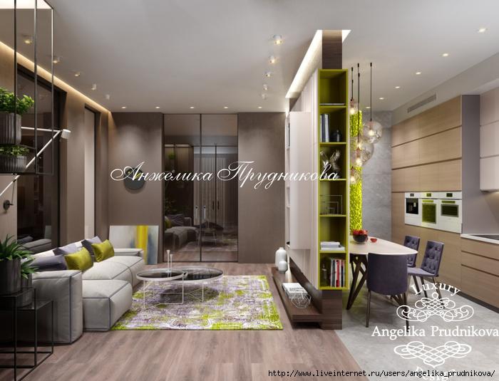 Дизайн интерьера квартиры в стиле хай-тек в ЖК Северный парк /5994043_10gostinaya (700x535, 208Kb)