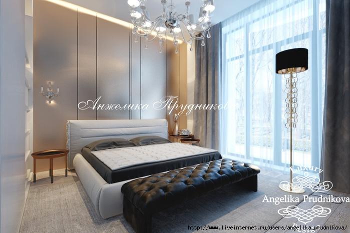 Дизайн интерьера квартиры в стиле Ар-деко на Воробьёвых горах/5994043_spalnya4 (700x466, 193Kb)