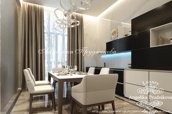 Дизайн интерьера квартиры в стиле Ар-деко на Воробьёвых горах/5994043_5kukhnya (700x466, 194Kb)