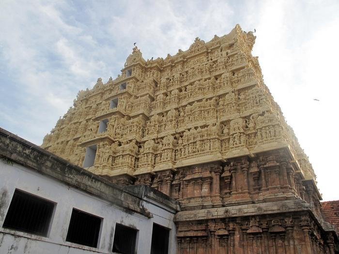храм Падманабхасвами индия 2 (700x525, 415Kb)