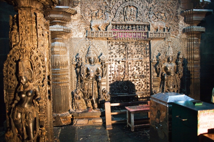храм Падманабхасвами индия 4 (700x466, 467Kb)